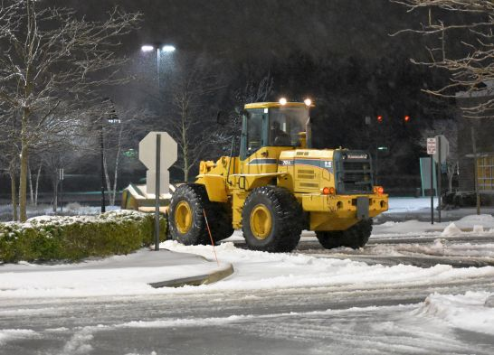 commercial snow removal dc, md, va